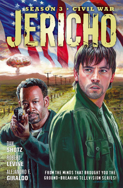 Jericho Season 3 TPB