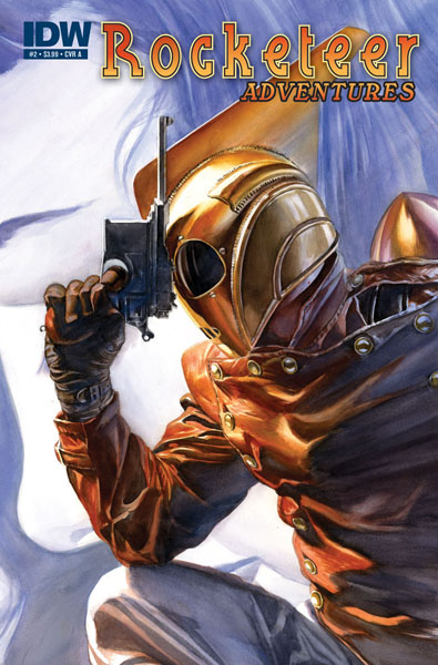 Rocketeer Adventures #2