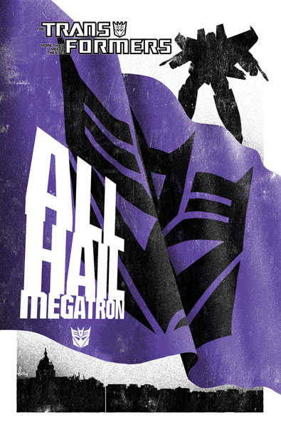 TF: The Complete All Hail Megatron