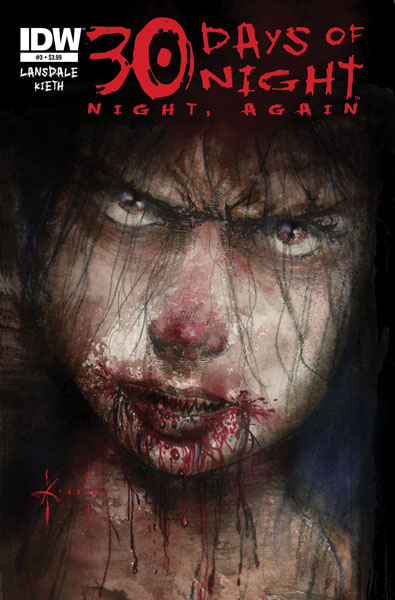 30 Days of Night: Night Again #3