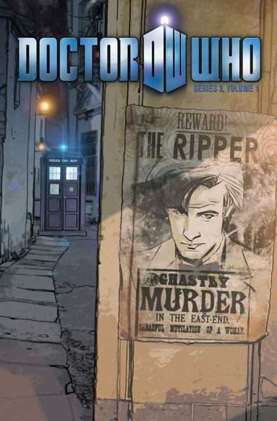Doctor Who II Vol 1: The Ripper