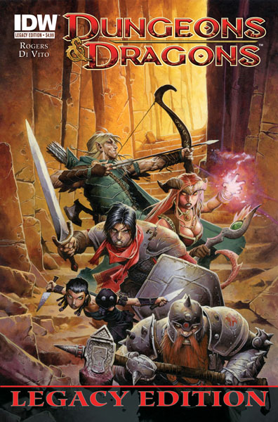 Dungeons & Dragons #1 Legacy Edition