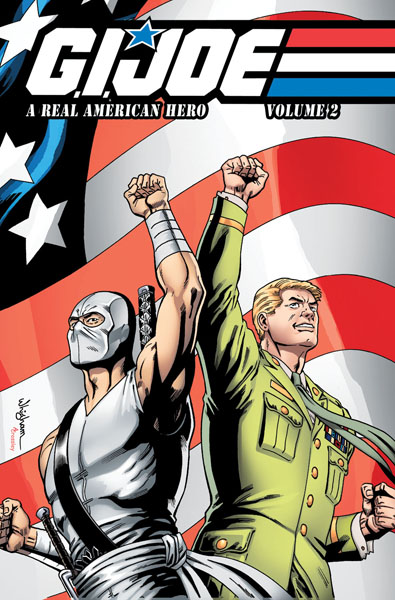 G.I. JOE: Real American Hero Vol 2
