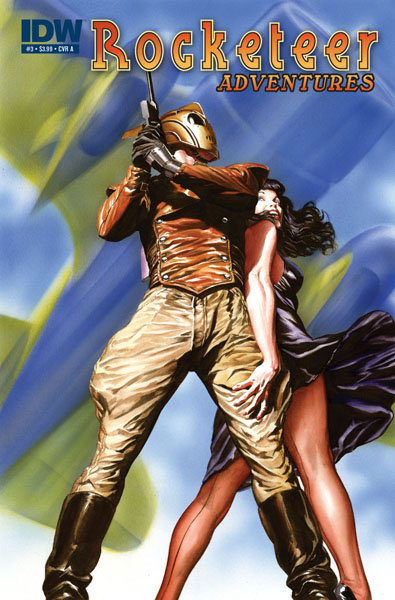 Rocketeer Adventures #3