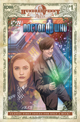 100 Penny Press Doctor Who Volume 2 #1