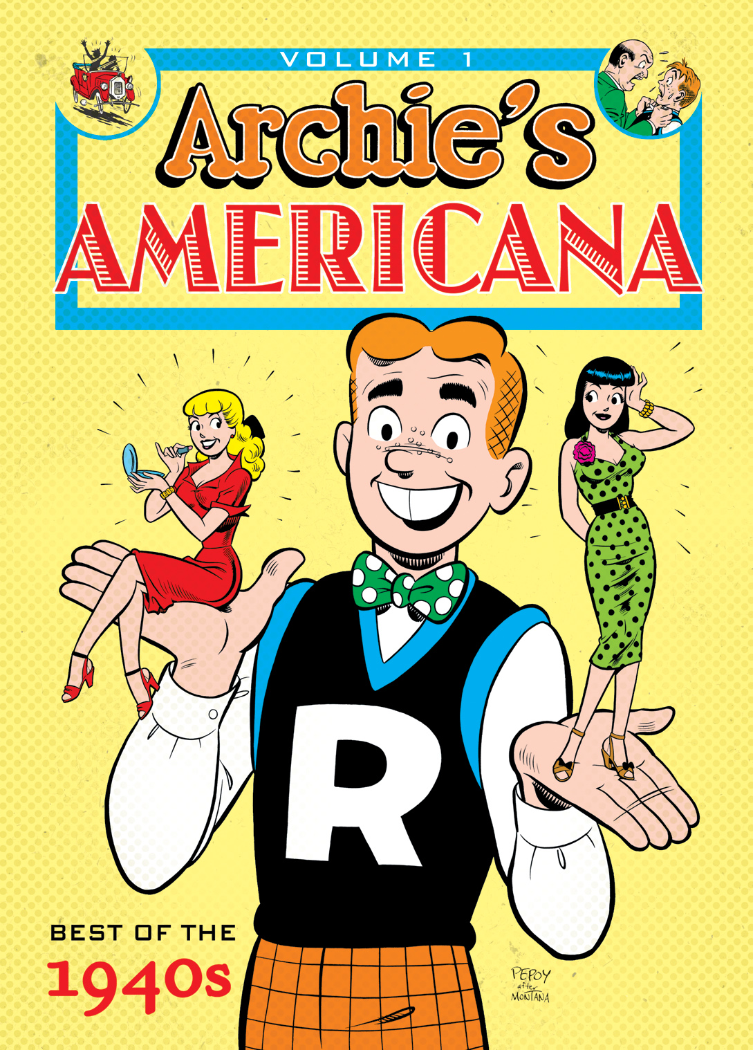 Archie Americana Best of 1940s