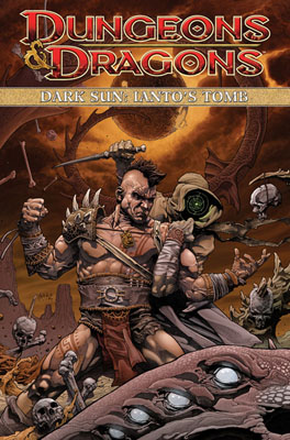 Dungeons & Dragons: Dark Sun Ianto's Tomb