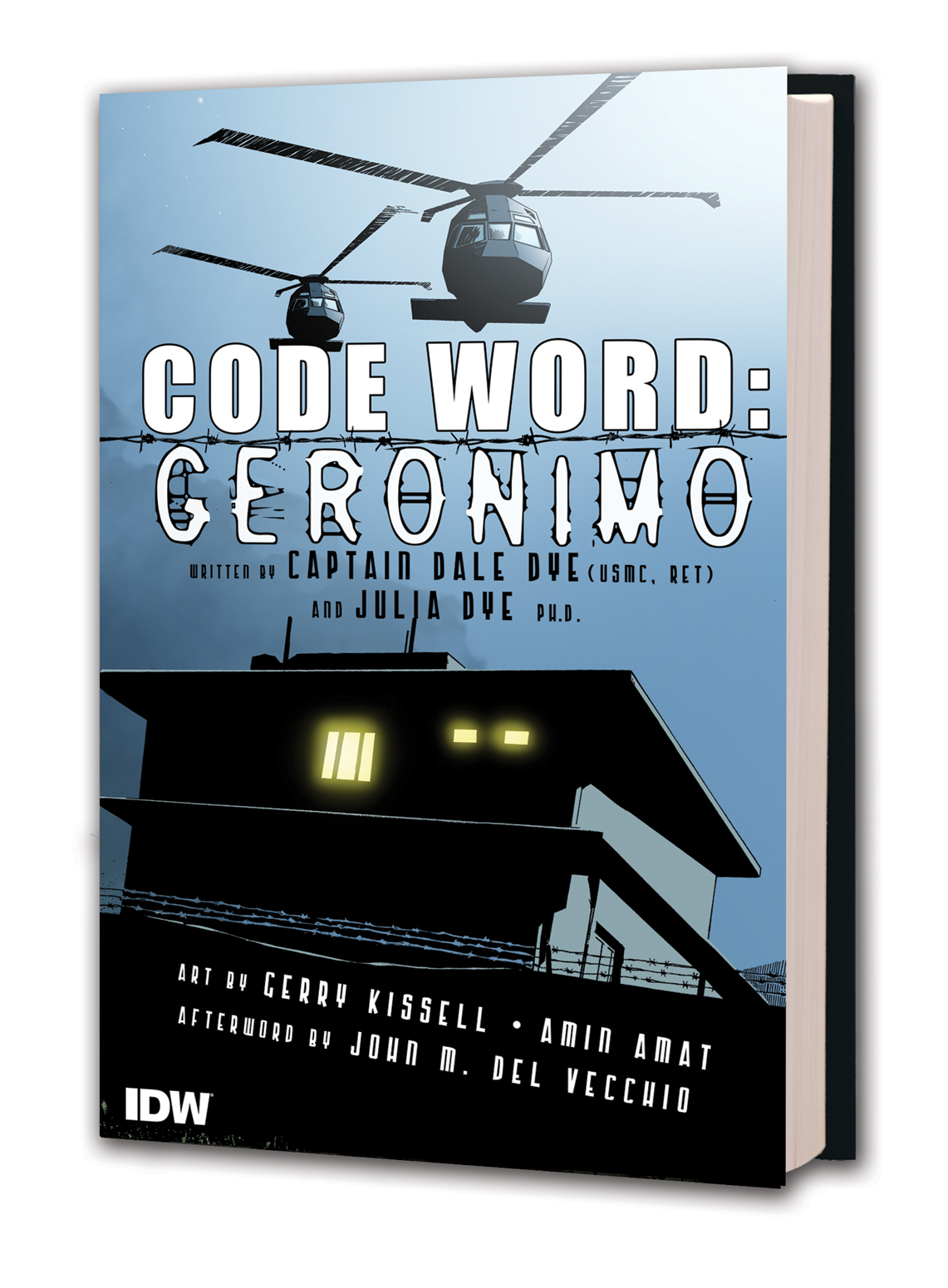 Code Word Geronimo