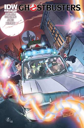 Ghostbusters Ongoing #1