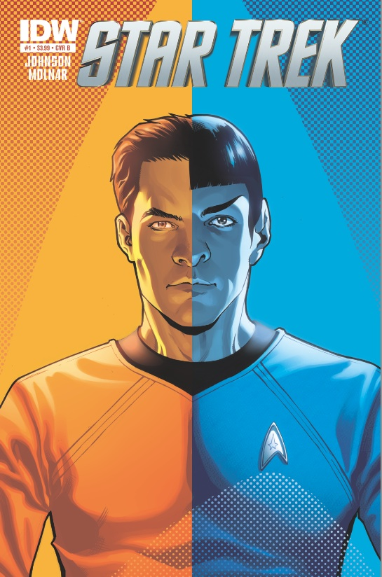 Star Trek Ongoing #1
