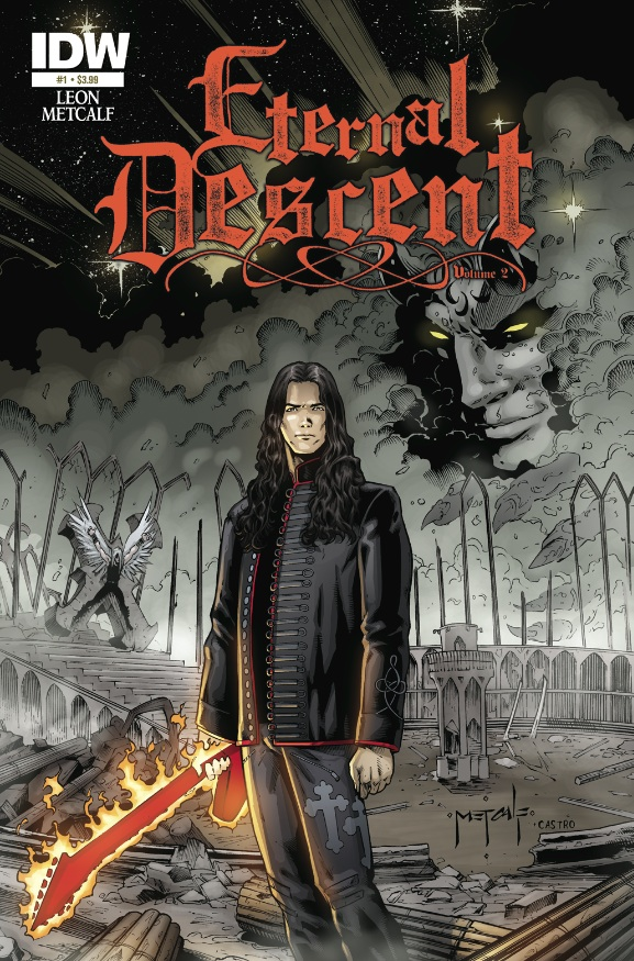 Eternal Descent, Volume 2 #1