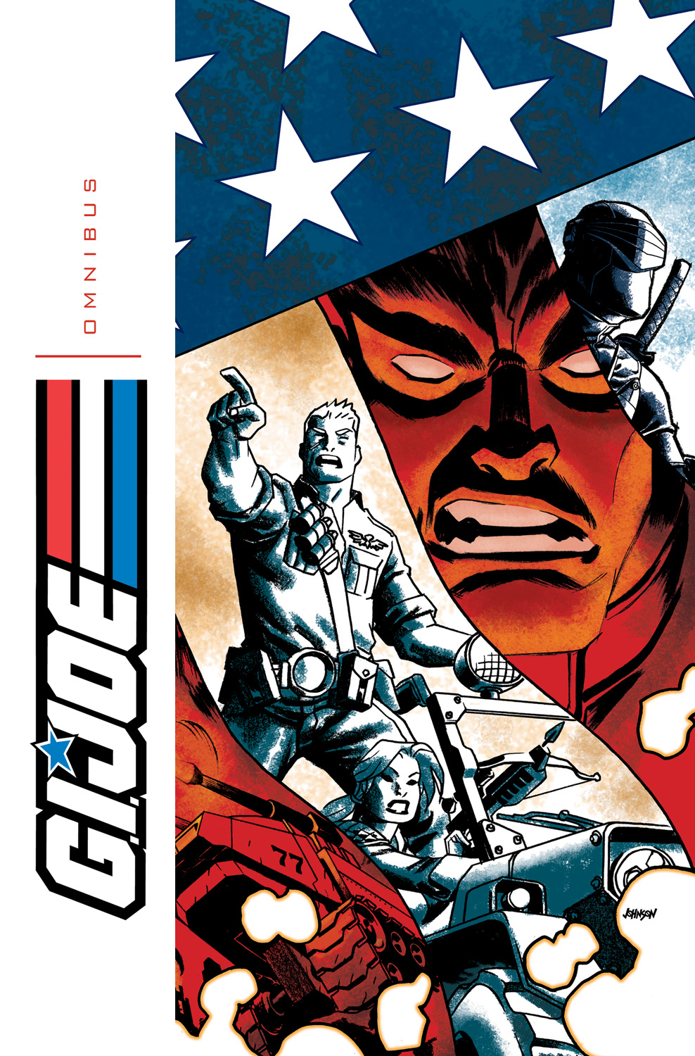 G.I. JOE: Omnibus Vol 1
