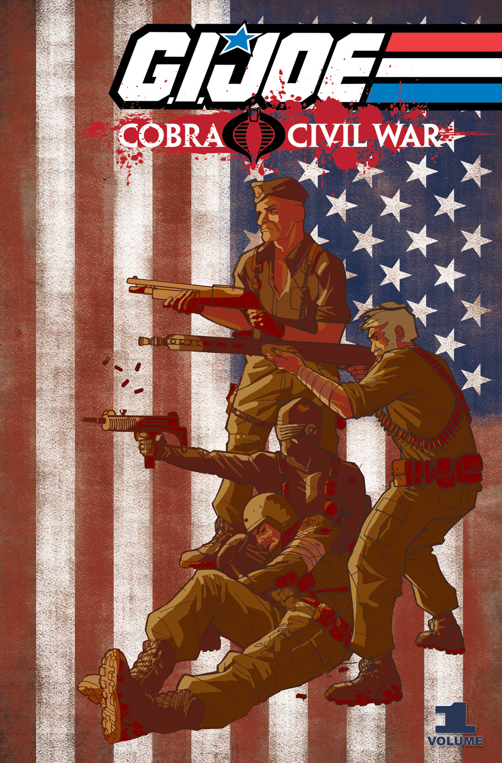 G.I. JOE Volume 1: Cobra Civil War