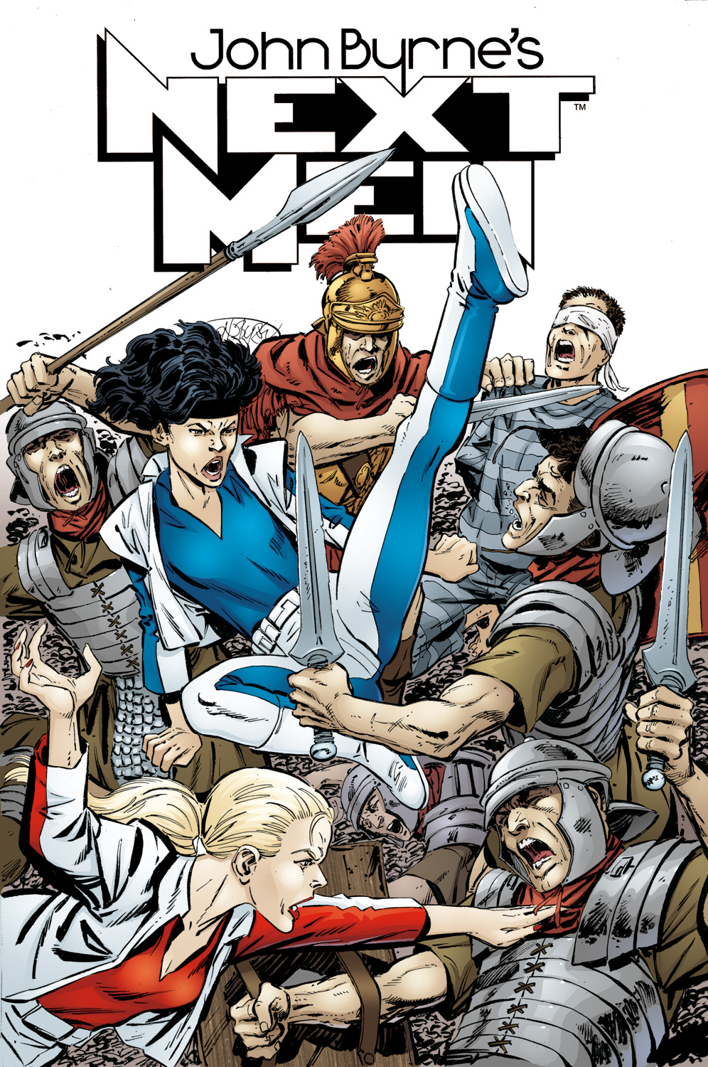 John Byrne's Next Men, Vol 2