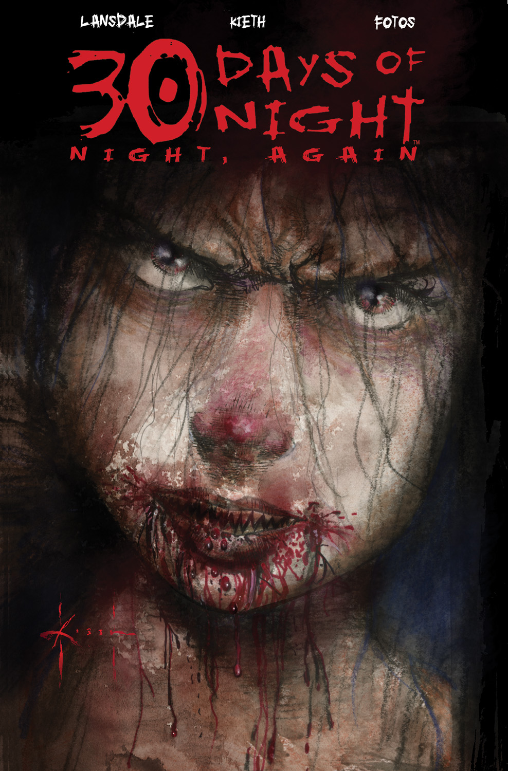 30 Days of Night: Night Again