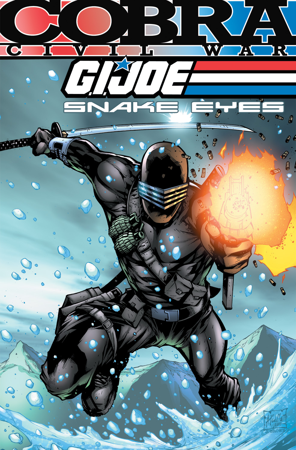 G.I. JOE: Snake Eyes Volume 1
