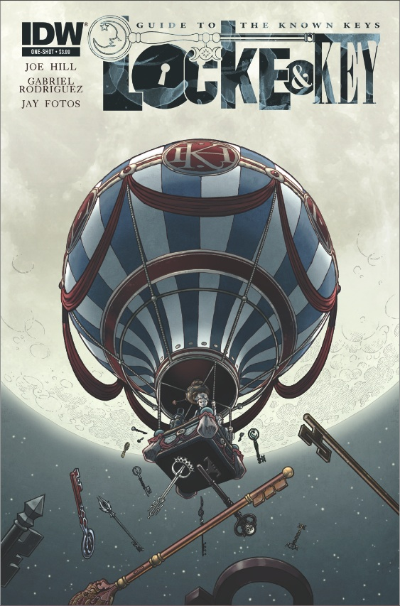 Locke & Key: The Guide to the Known Keys