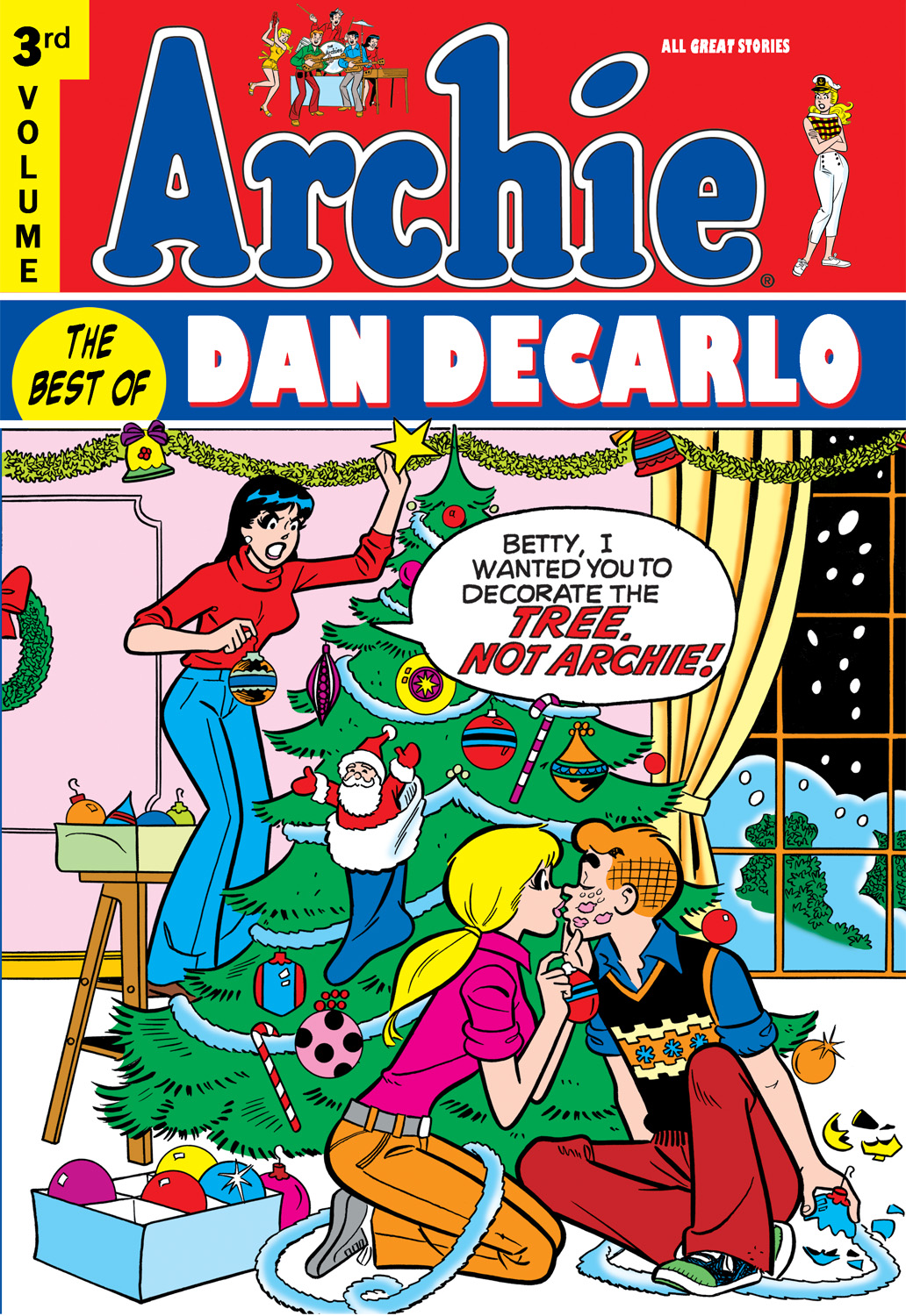 Archie: Best of Dan DeCarlo Vol 3