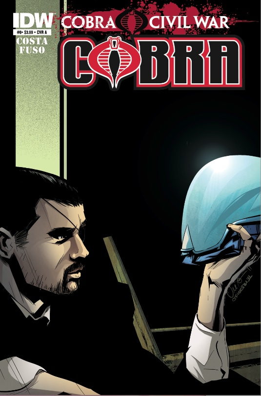 Cobra: Ongoing #8
