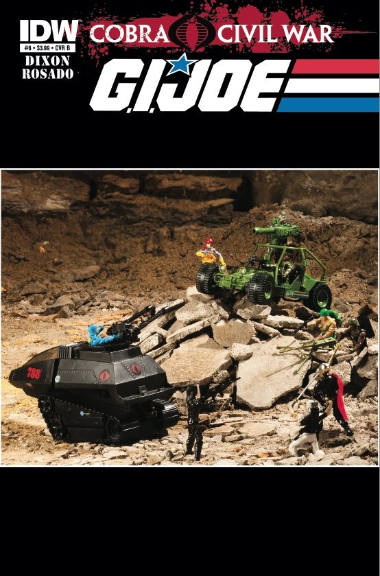 G.I. JOE: Ongoing #8