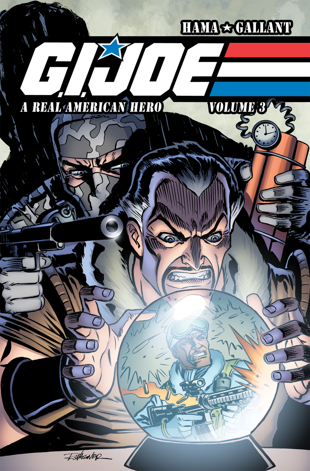 G.I. JOE: A Real American Hero Volume 3