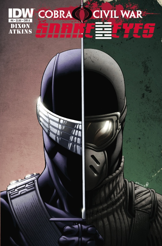Snake Eyes: Ongoing #8