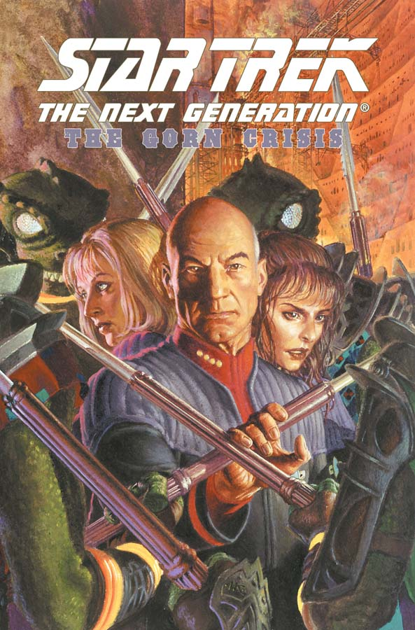 Star Trek: The Next Generation: The Gorn Crisis