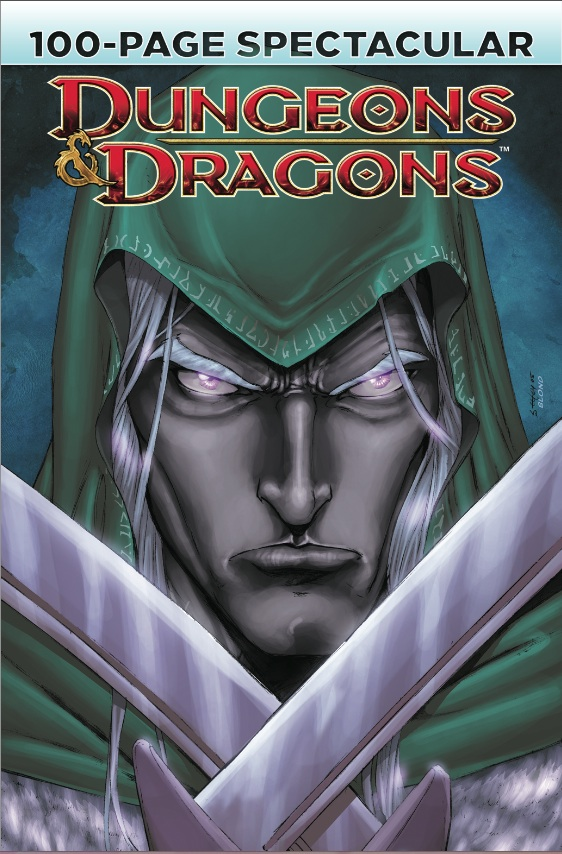 Dungeons & Dragons 100-Page Spectacular