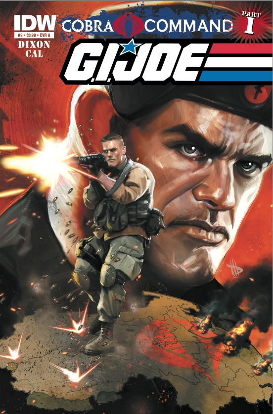 G.I. Joe: Ongoing Vol. 2 #9