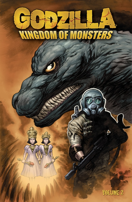 Godzilla: Kingdom of Monsters, Vol. 2