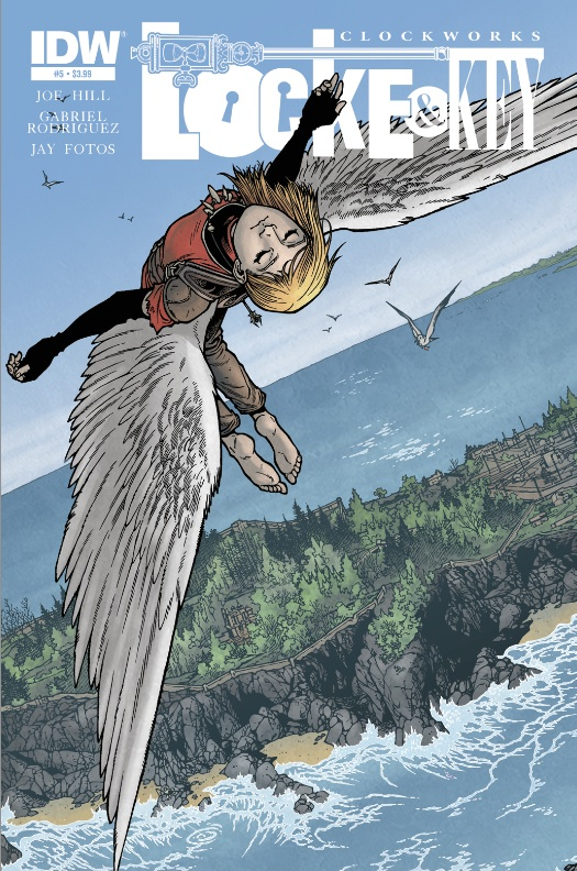 Locke &amp; Key: Clockworks #5