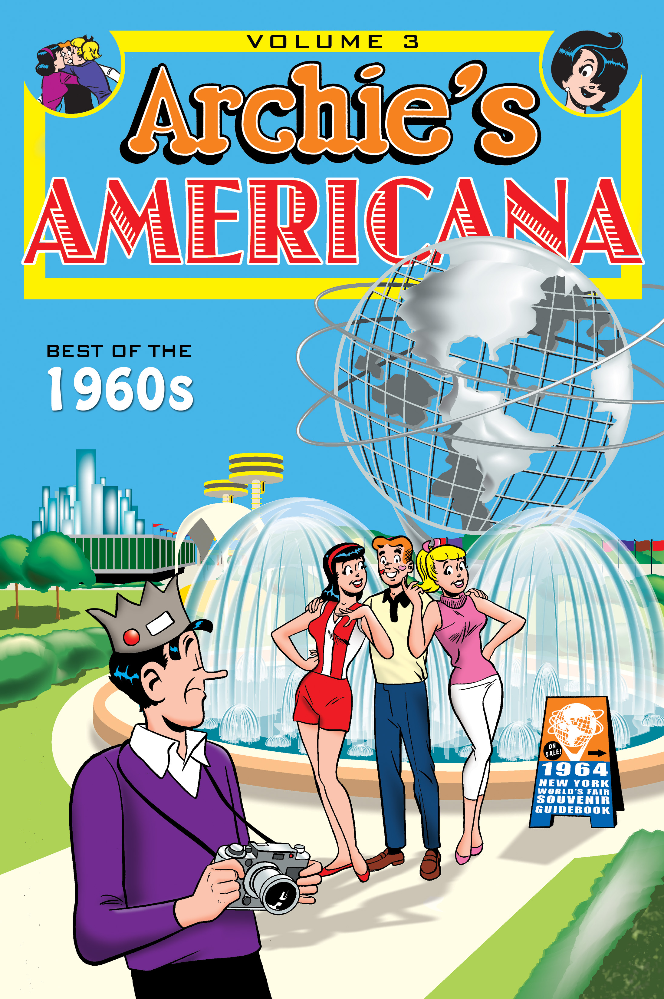 Archie Americana Vol 3 Best of 1960s