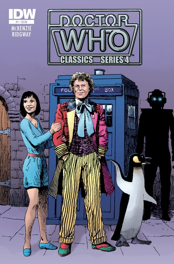 Doctor Who Classics Series IV #1