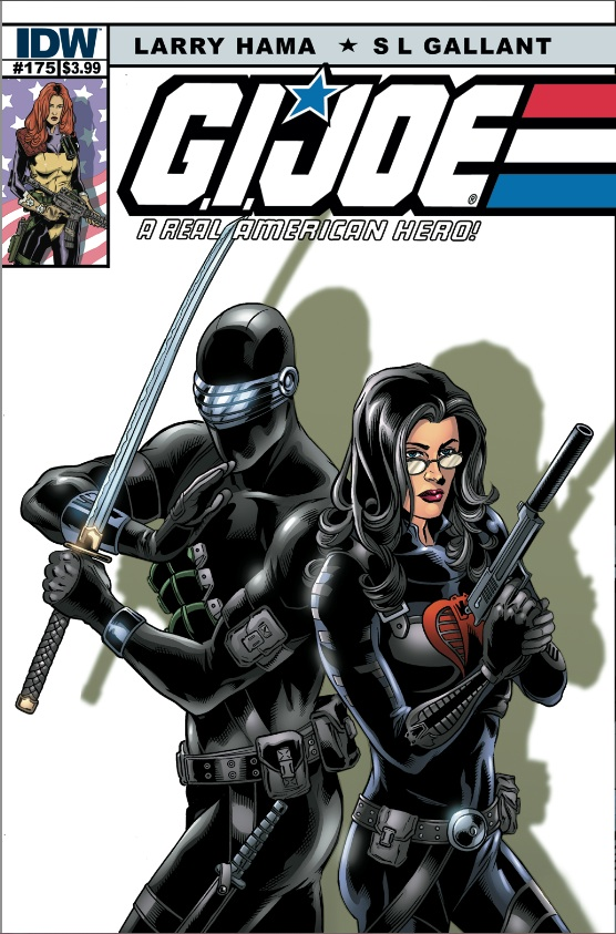 G.I. JOE: A Real American Hero #175