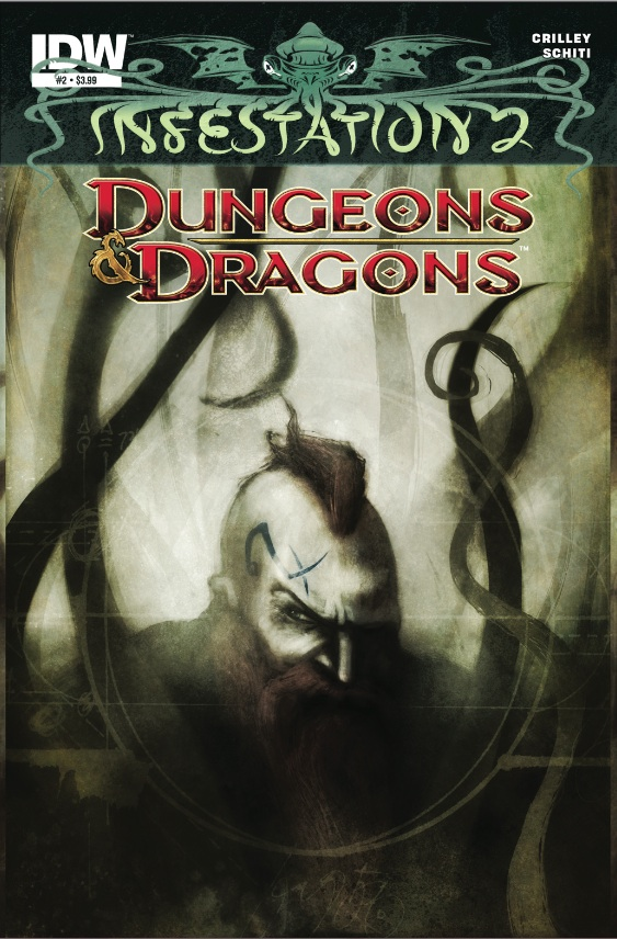 Infestation 2: Dungeons & Dragons #2