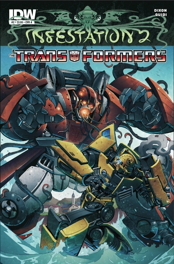Infestation 2: Transformers #2
