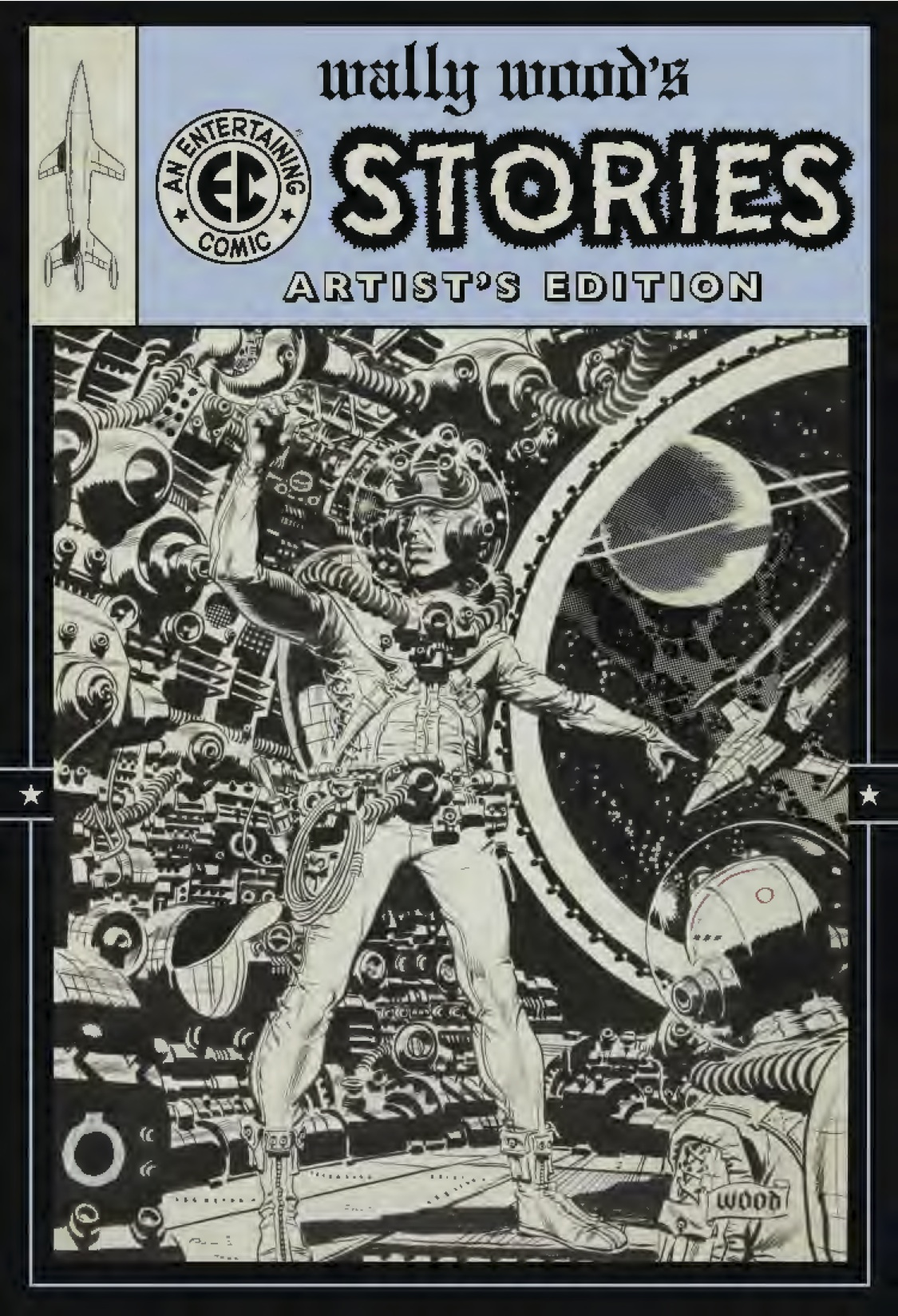 wally wood ec stories artist s edition now available idw publishing