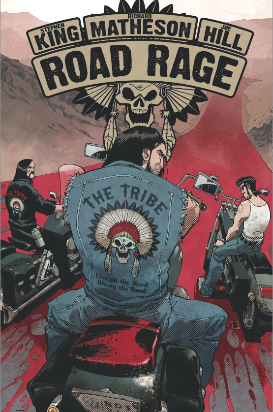 Road Rage #2 cover