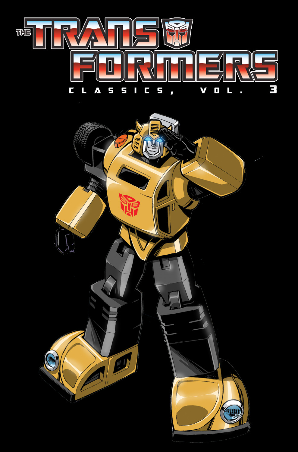 The Transformers Classics, Vol. 3 cover
