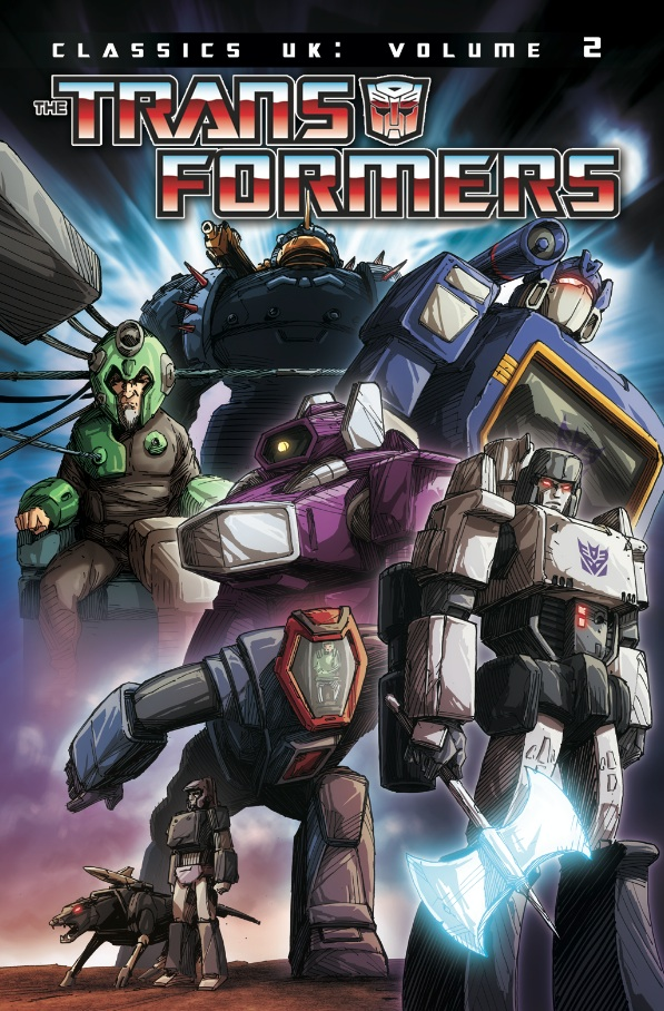 Transformers Classics UK Vol 2