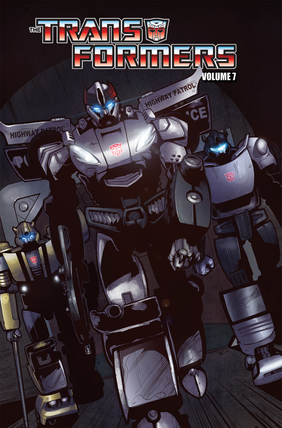 Transformers, Vol. 7: Chaos cover