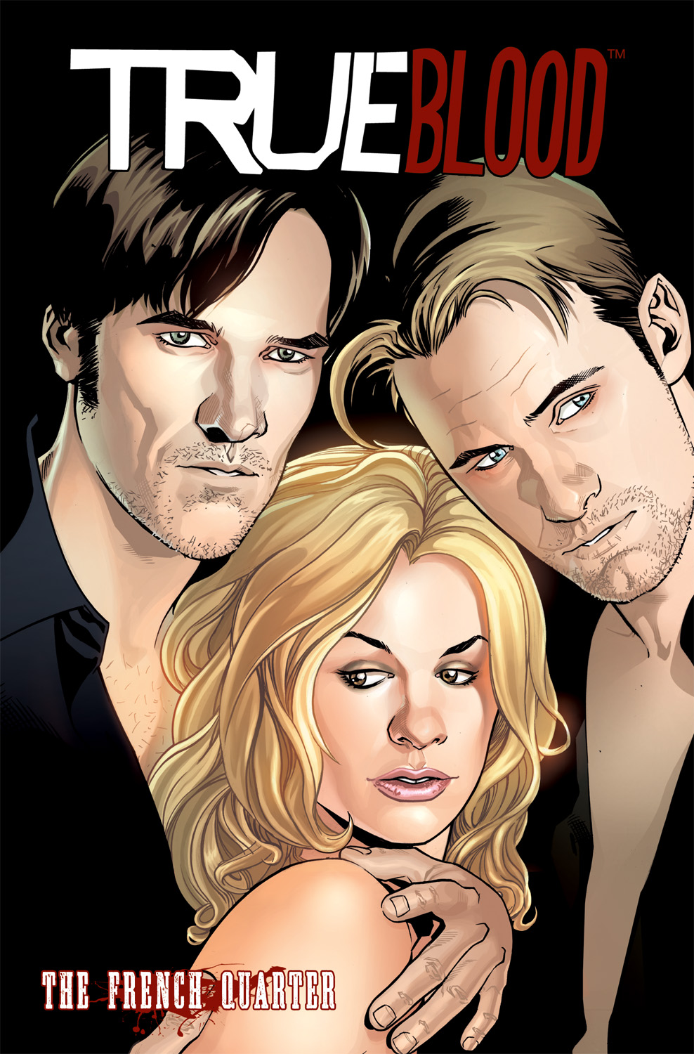 True Blood, Vol. 3: French Quarter cover