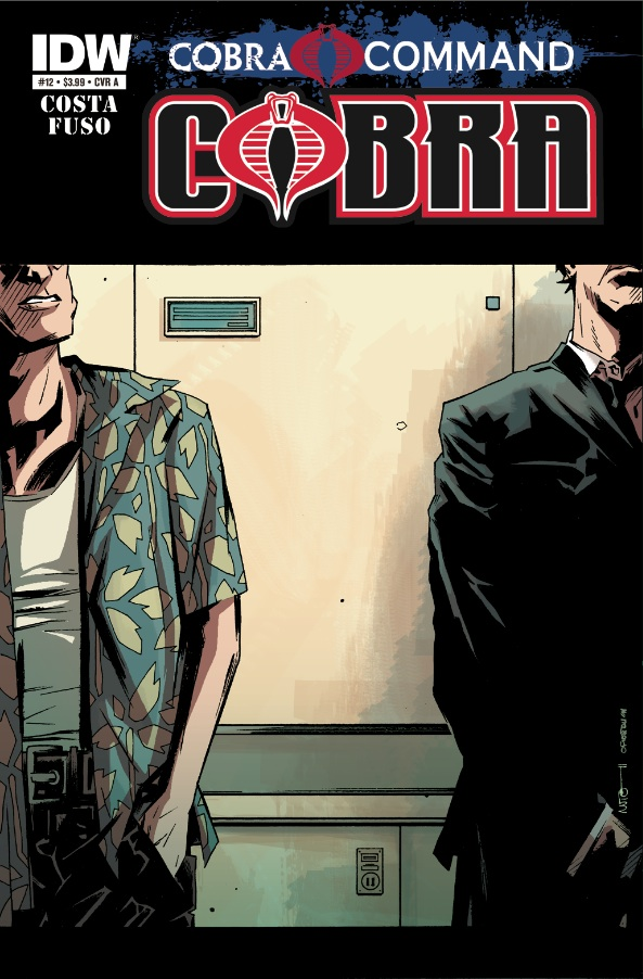 Cobra Ongoing #12