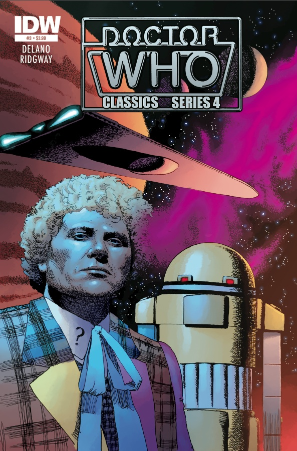 Doctor Who Classics Series IV #3
