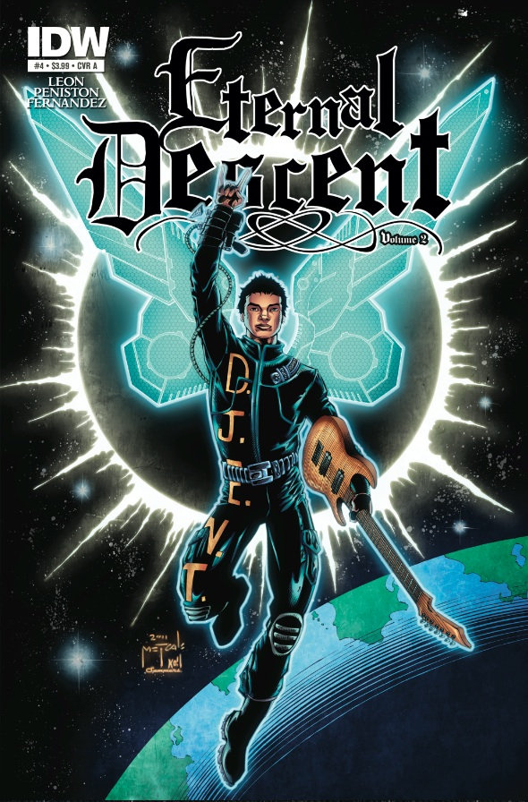 Eternal Descent Vol 2 #4