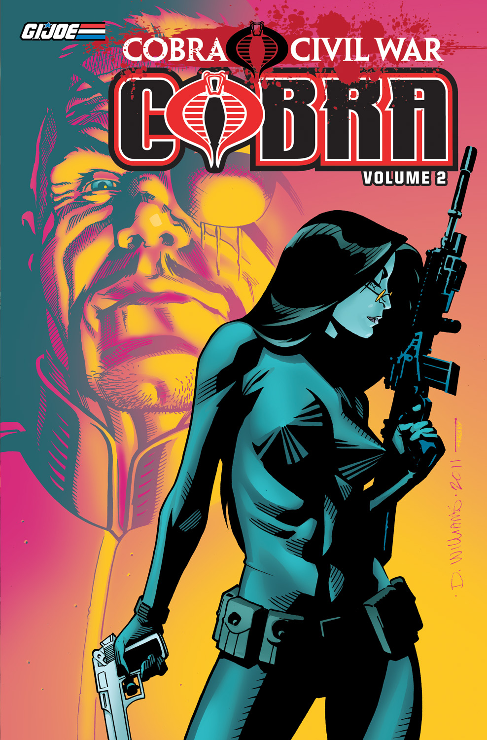 G.I. JOE Cobra Civil War Vol 2