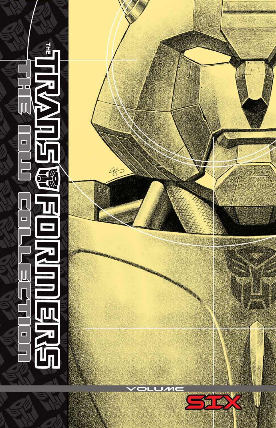 Transformers The IDW Collection Vol 6