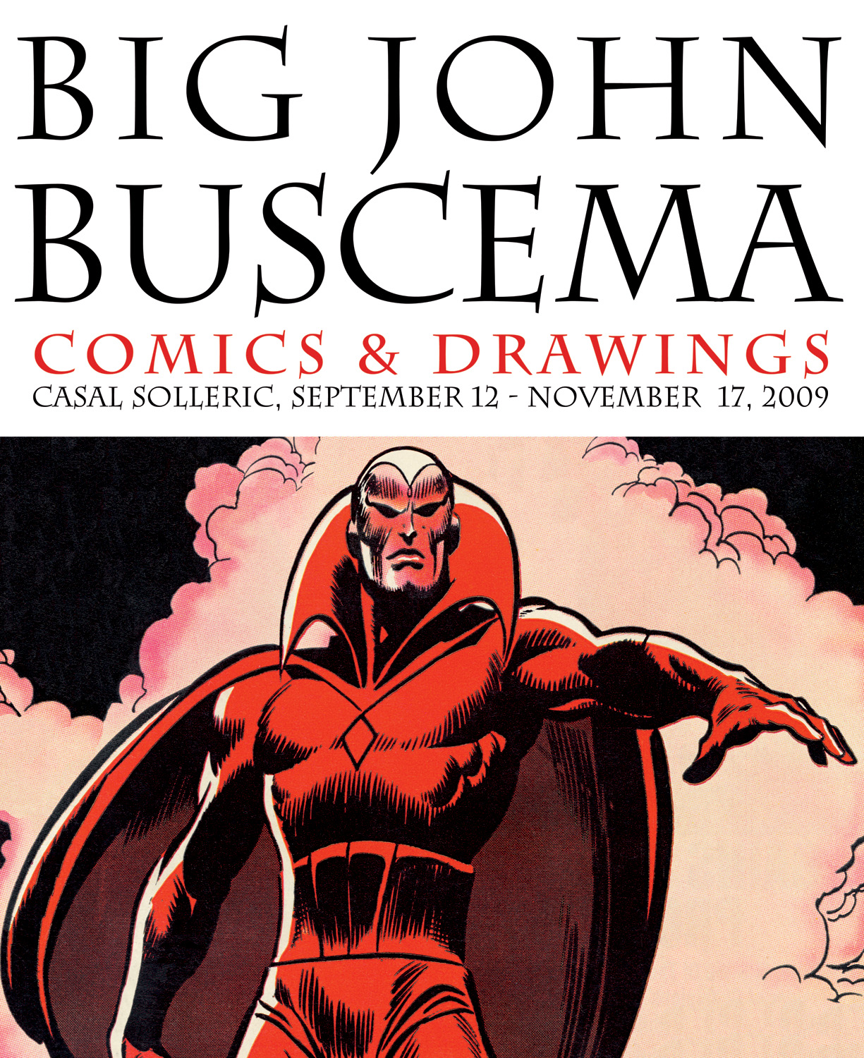 Big John Buscema
