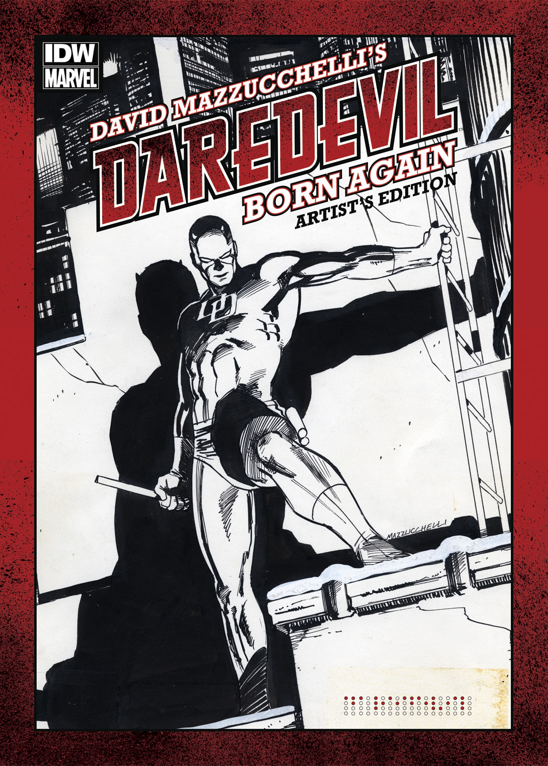 Daredevil Artist Edition