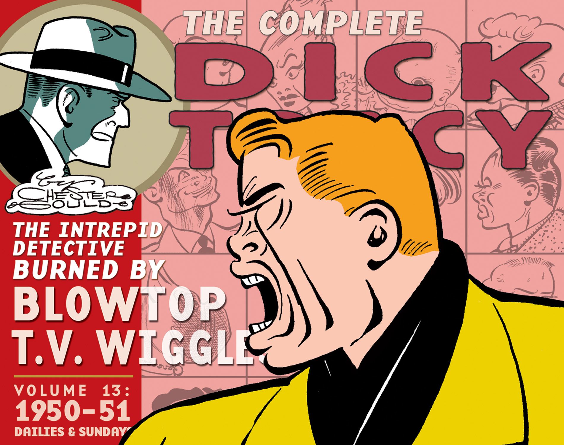 Complete Dick Tracy Vol 13